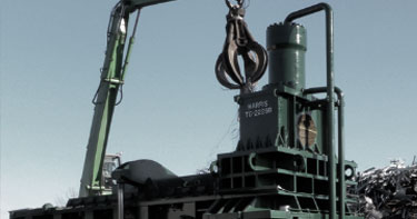 Scrap Metal Buyers | Scrap Metal Services | Auto and Metal Shredding