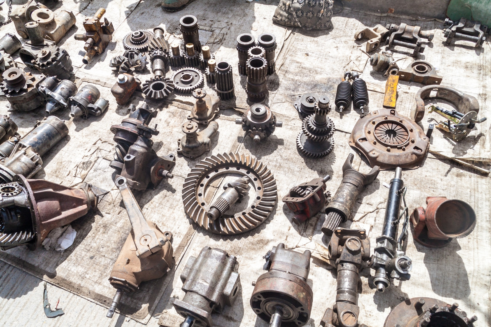 Sell Scrap Metal | Scrap Metal Services | Where to Sell